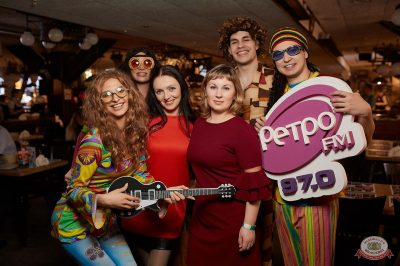 Вечеринка «Ретро FM», 23 марта 2019 - Ресторан «Максимилианс» Новосибирск - 65