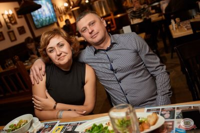 Игорь Саруханов, 3 апреля 2019 - Ресторан «Максимилианс» Новосибирск - 39