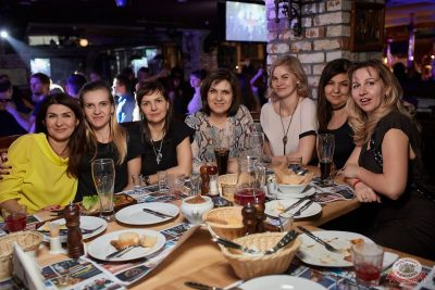 «Дыхание ночи»: Astero, 19 апреля 2019 - Ресторан «Максимилианс» Новосибирск - 39