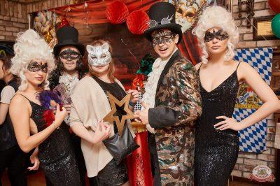 «Дыхание ночи»: «Masquerade party», 20 апреля 2019 - Ресторан «Максимилианс» Новосибирск - 6