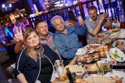 Вечеринка «Disco Дача», 7 июня 2019 - Ресторан «Максимилианс» Новосибирск - 58