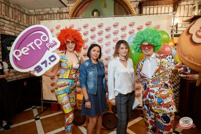 Вечеринка «Ретро FM», 14 июня 2019 - Ресторан «Максимилианс» Новосибирск - 0013