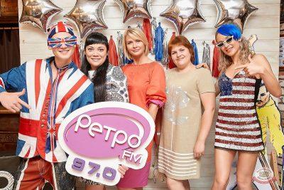 Вечеринка «Ретро FM», 20 июля 2019 - Ресторан «Максимилианс» Новосибирск - 9