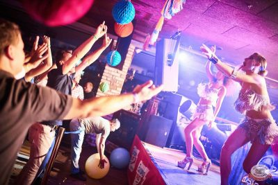 «Дыхание ночи»: Latino fiesta, 17 августа 2019 - Ресторан «Максимилианс» Новосибирск - 16