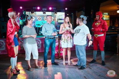 Вечеринка «Ретро FM», 24 августа 2019 - Ресторан «Максимилианс» Новосибирск - 23