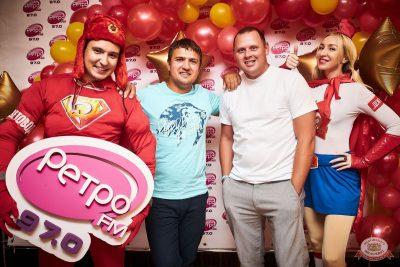 Вечеринка «Ретро FM», 24 августа 2019 - Ресторан «Максимилианс» Новосибирск - 9