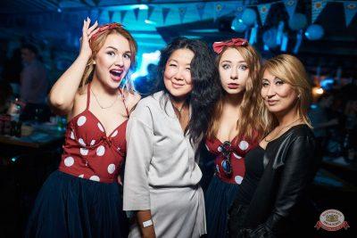 «Дыхание ночи»: Pin-up party, 13 сентября 2019 - Ресторан «Максимилианс» Новосибирск - 37