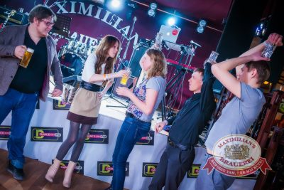 Презентация «Максимилианс» как новой концертной площадки в Новосибирске от партнера Концерт.ру, 23 апреля 2014 - Ресторан «Максимилианс» Новосибирск - 23