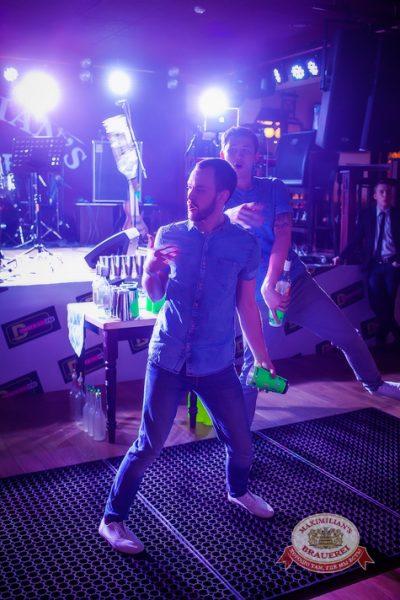 Презентация «Максимилианс» как новой концертной площадки в Новосибирске от партнера Концерт.ру, 23 апреля 2014 - Ресторан «Максимилианс» Новосибирск - 24