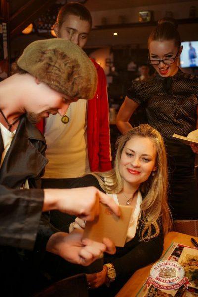 Встреча выпускников: вспомнить все, 7 февраля 2015 - Ресторан «Максимилианс» Новосибирск - 07