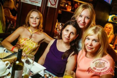 «Дыхание ночи»: Ангелы и Демоны, 24 июля 2015 - Ресторан «Максимилианс» Новосибирск - 26