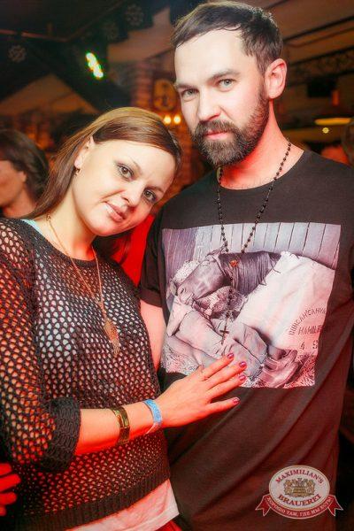 «Дыхание ночи»: Антон Зацепин, 11 октября 2014 - Ресторан «Максимилианс» Новосибирск - 07
