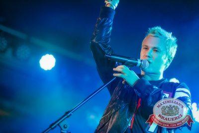 «Дыхание ночи»: Антон Зацепин, 11 октября 2014 - Ресторан «Максимилианс» Новосибирск - 11