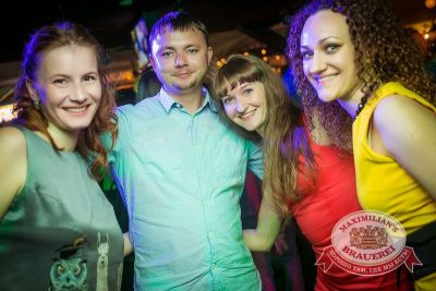 Би-2: best of, 10 июня 2015 - Ресторан «Максимилианс» Новосибирск - 17