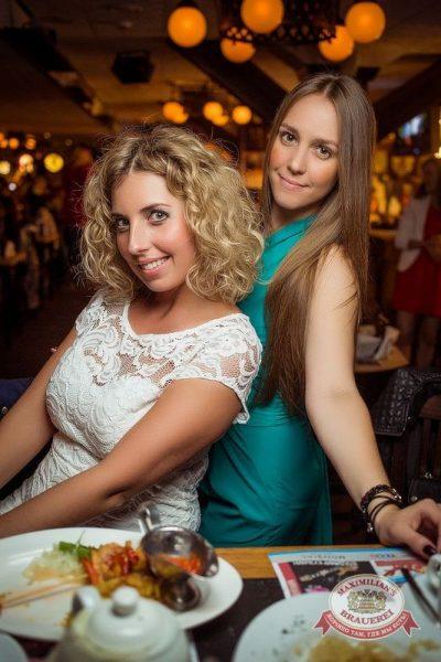 Би-2: best of, 10 июня 2015 - Ресторан «Максимилианс» Новосибирск - 23