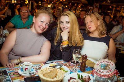 Би-2: best of, 10 июня 2015 - Ресторан «Максимилианс» Новосибирск - 25