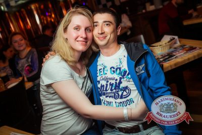 БИ-2, 22 мая 2014 - Ресторан «Максимилианс» Новосибирск - 09