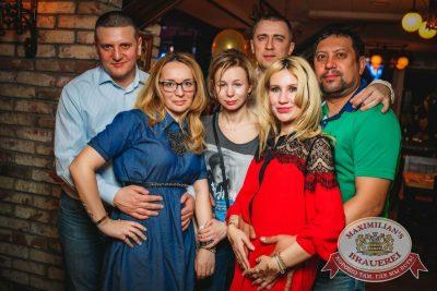 День рождения ресторана: нам 2 года! Специальный гость: Оскар Кучера и группа «Кучера», 14 апреля 2016 - Ресторан «Максимилианс» Новосибирск - 38