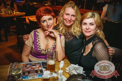 День рождения ресторана: нам 2 года! Специальный гость: Оскар Кучера и группа «Кучера», 14 апреля 2016 - Ресторан «Максимилианс» Новосибирск - 39