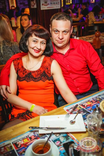 День именинника, 19 марта 2016 - Ресторан «Максимилианс» Новосибирск - 30