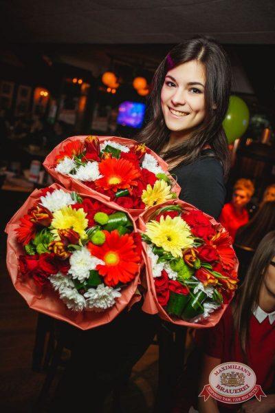 Финал конкурса «Мисс Европа Плюс». Специальный гость: Burito, 16 марта 2016 - Ресторан «Максимилианс» Новосибирск - 10