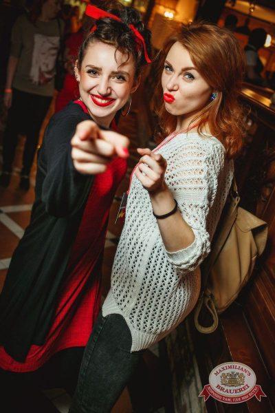 Финал конкурса «Мисс Европа Плюс». Специальный гость: Burito, 16 марта 2016 - Ресторан «Максимилианс» Новосибирск - 30