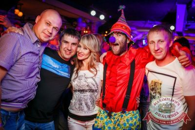 «Дыхание ночи»: Circus Show, 10 июля 2015 - Ресторан «Максимилианс» Новосибирск - 22
