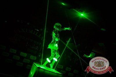 Удачная посадка! День космонавтики с Dj Nil, 11 апреля 2015 - Ресторан «Максимилианс» Новосибирск - 09
