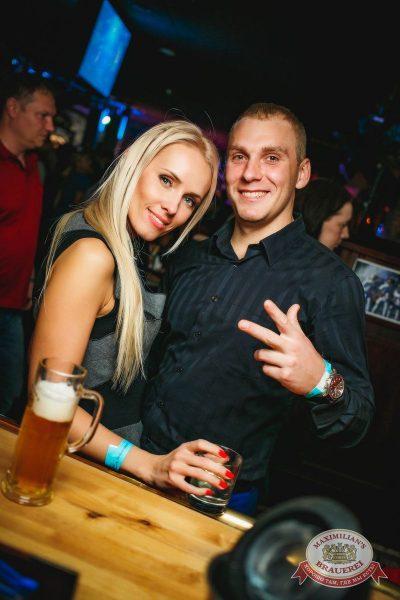 День Рождения ресторана, день второй: удачная посадка и «Дыхание ночи»: DJ Miller. 16 апреля 2016 - Ресторан «Максимилианс» Новосибирск - 28