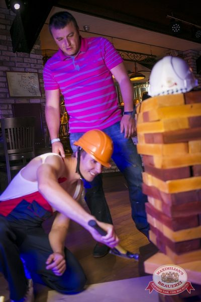 День строителя, 8 августа 2014 - Ресторан «Максимилианс» Новосибирск - 14