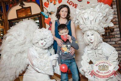 День святого Валентина, 14 февраля 2018 - Ресторан «Максимилианс» Новосибирск - 7
