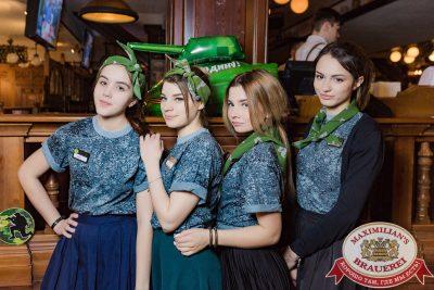 День защитника Отечества, 23 февраля 2018 - Ресторан «Максимилианс» Новосибирск - 00001