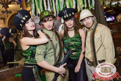 День защитника Отечества, 23 февраля 2018 - Ресторан «Максимилианс» Новосибирск - 00006