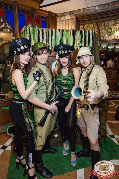 День защитника Отечества, 23 февраля 2018 - Ресторан «Максимилианс» Новосибирск - 00007