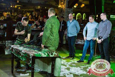 День защитника Отечества, 23 февраля 2018 - Ресторан «Максимилианс» Новосибирск - 00042