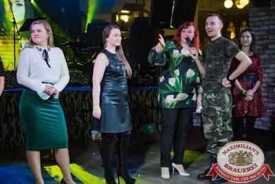 День защитника Отечества, 23 февраля 2018 - Ресторан «Максимилианс» Новосибирск - 00048