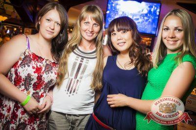 «Дыхание ночи» в «Максимилианс» Новосибирск, 11 июля 2014 - Ресторан «Максимилианс» Новосибирск - 04