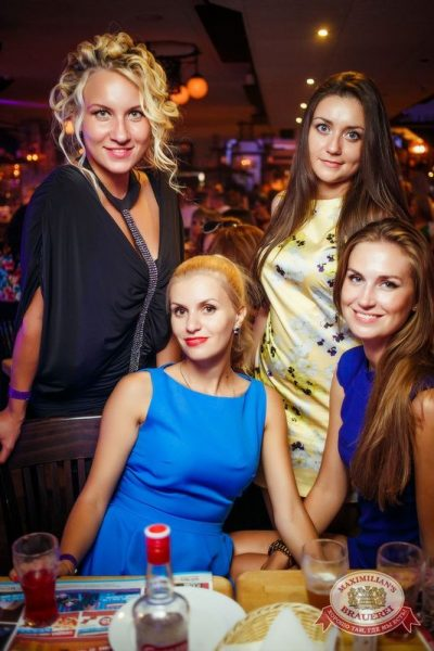 «Дыхание ночи»: Dj Baur (Москва), 17 июля 2015 - Ресторан «Максимилианс» Новосибирск - 20