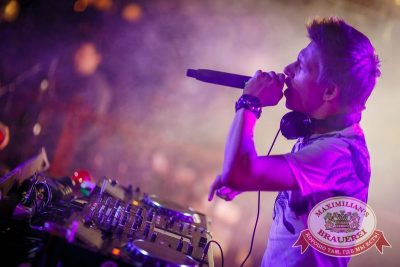 «Дыхание ночи»: Dj Denis Rublev (Москва), 28 марта 2015 - Ресторан «Максимилианс» Новосибирск - 13