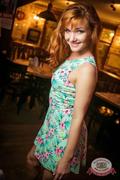 «Дыхание ночи»: DJ Miller (Москва). Открытие сезона «Лета на шпильках!», 5 июня 2015 - Ресторан «Максимилианс» Новосибирск - 15