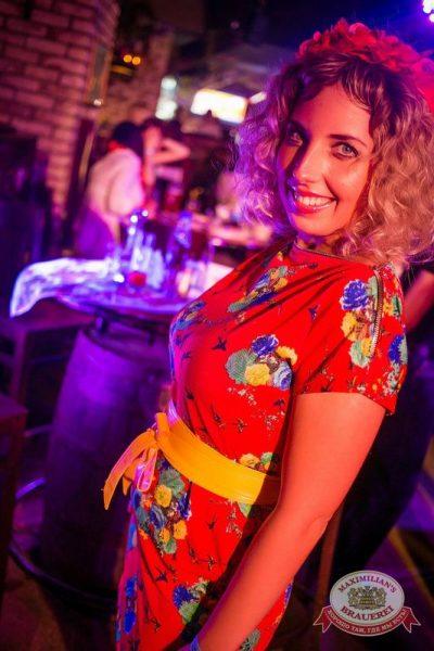 «Дыхание ночи»: DJ Miller (Москва). Открытие сезона «Лета на шпильках!», 5 июня 2015 - Ресторан «Максимилианс» Новосибирск - 23
