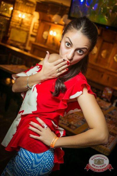 «Дыхание ночи»: DJ Miller (Москва). Открытие сезона «Лета на шпильках!», 5 июня 2015 - Ресторан «Максимилианс» Новосибирск - 25