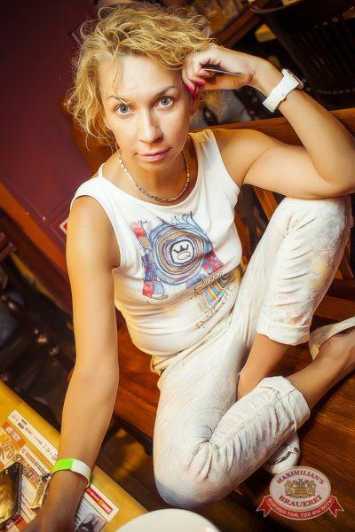 «Дыхание ночи»: Dj Роман Жуков (Казань), 21 июня 2014 - Ресторан «Максимилианс» Новосибирск - 09