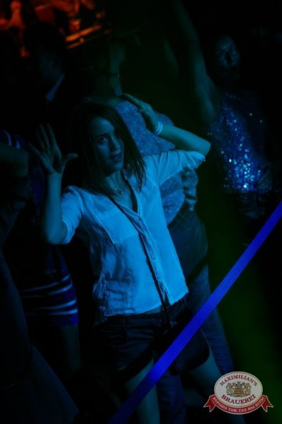 «Дыхание ночи»: Dj Vini (Москва) на Дне именинника, 16 октября 2015 - Ресторан «Максимилианс» Новосибирск - 28