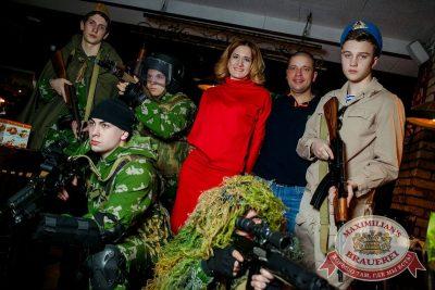 День защитника Отечества, 22 февраля 2017 - Ресторан «Максимилианс» Новосибирск - 3