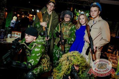 День защитника Отечества, 22 февраля 2017 - Ресторан «Максимилианс» Новосибирск - 4