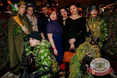 День защитника Отечества, 22 февраля 2017 - Ресторан «Максимилианс» Новосибирск - 6