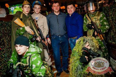 День защитника Отечества, 22 февраля 2017 - Ресторан «Максимилианс» Новосибирск - 7