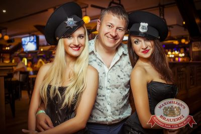 День ГИБДД, 4 июля 2014 - Ресторан «Максимилианс» Новосибирск - 08
