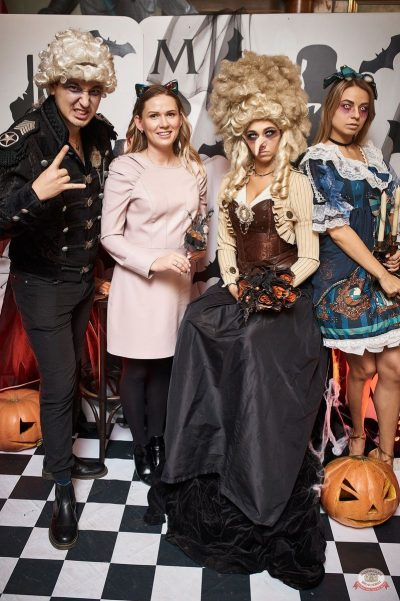 «Хэллоуин»: «Пиковая дама», 1 ноября 2019 - Ресторан «Максимилианс» Новосибирск - 3